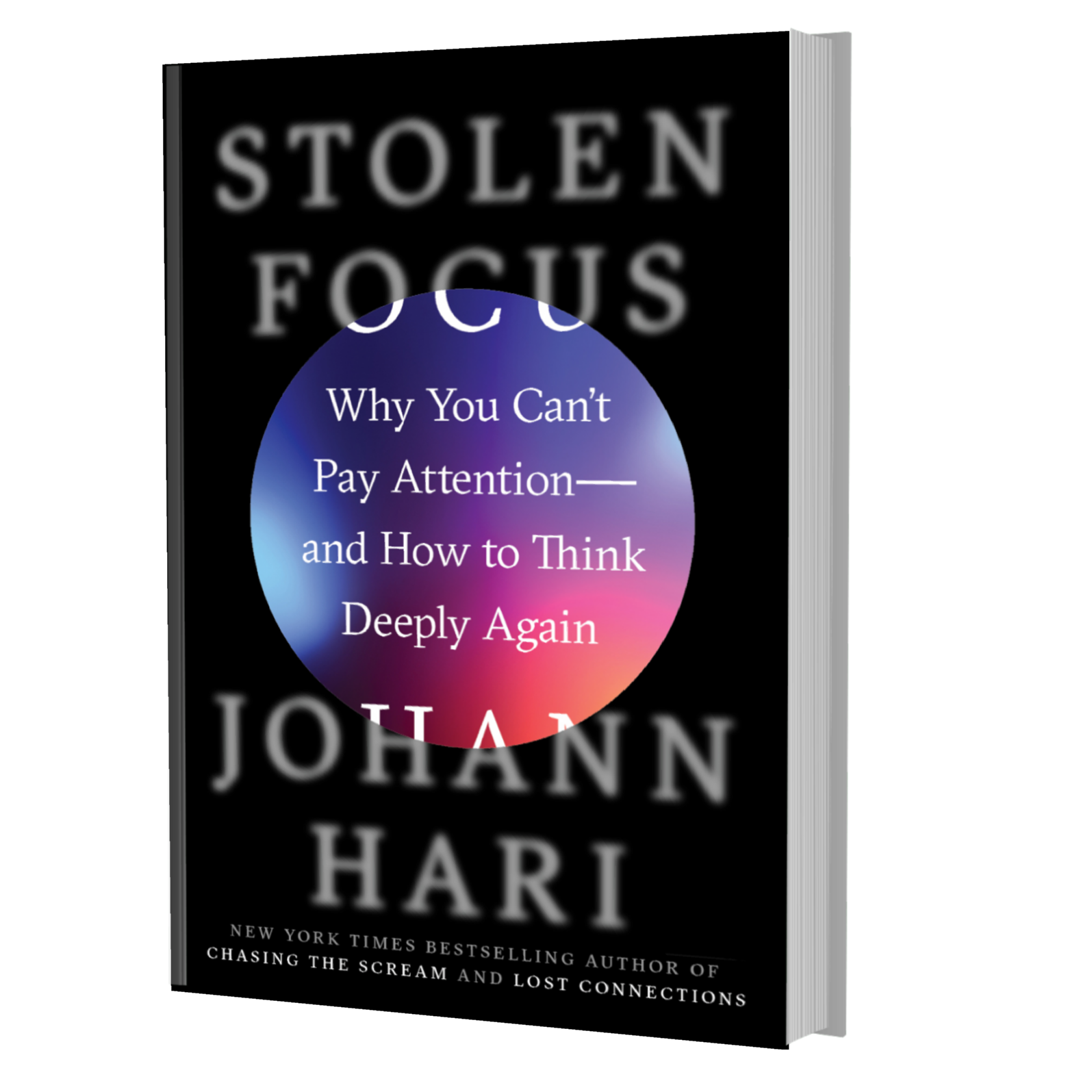 Stole Focus Book Cover